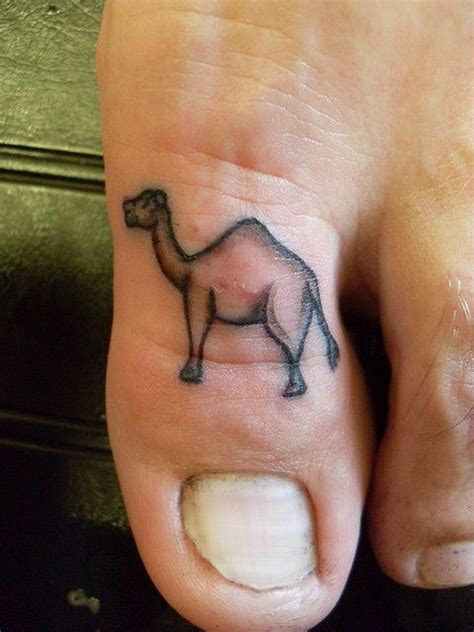 Camel Toe Tattoos Designs, Ideas and Meaning | Tattoos For You