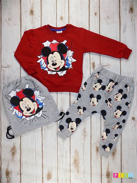 TRENING MICKEY MOUSE | Pitikids