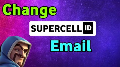 How to Change Supercell id Email in coc | supercell id