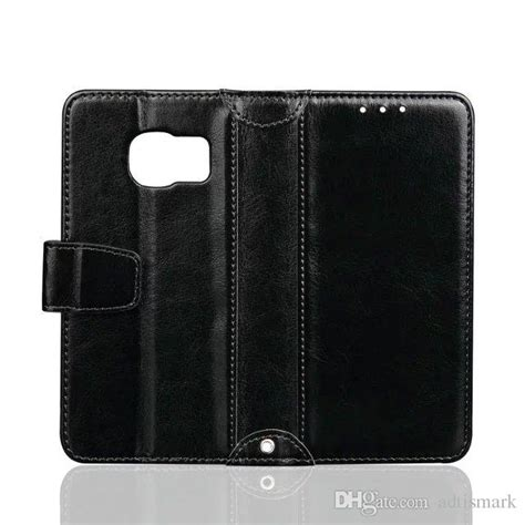 Deluxe Leather Case For Samsung Galaxy S7 S7 Edge Card