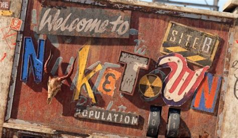 Nuketown Is Coming to Call of Duty: Black Ops Cold War