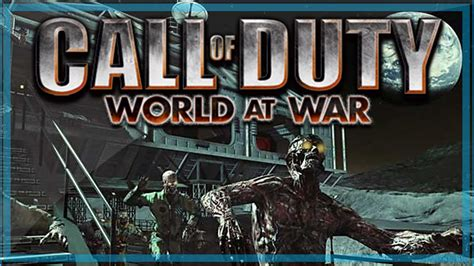 Black ops 1 remaster map ''MOON'' mod for Call of Duty