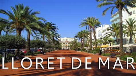 The top 15 things to do in Lloret de mar, Spain - YouTube