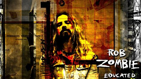 Rob Zombie Wallpaper 2018 (68+ images)