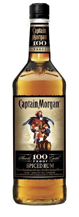 Review: Captain Morgan Spiced Rum 100 Proof - Drinkhacker