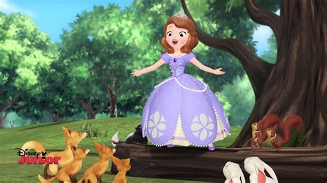 Sofia the First - I Belong - Song - HD - YouTube
