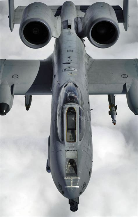 Military Photos A-10 Refueling and Snap Roll