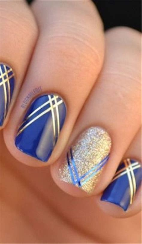 42 Easy Fall Nail Colors and Designs 2018
