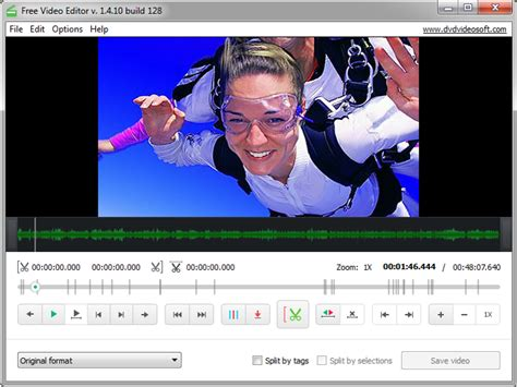 Free Video Editor   Download Video Editing Software for